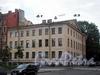 Дровяной пер., д. 5 / Витебская ул., д. 1. Общий вид здания. Фото август 2009 г.