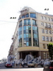 Бол. Казачий пер., д. 2 / Гороховая ул., д. 63. Общий вид здания. Фото июль 2009 г.