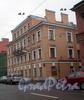Академический пер., д. 9 / 8-я линия В.О., д. 3. Дом А. А. Грекова (Кенигов). Общий вид здания. Фото октябрь 2008 г.