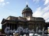 Казанский собор со стороны набережной канала Грибоедова. Фото май 2009 г.