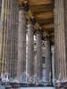 Казанская пл., д. 2. Фрагмент колоннады Казанского собора. Фото июль 2009 г.