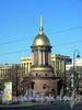 Троицкая площадь П.С., дом 2, литера А. Часовня Святой Троицы на Троицкой площади.