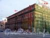 Пл. Труда д. 1 / Английская наб., д. 38. Фасад по площади Труда. Фото июль 2004 г.