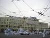 Вид с Новочеркасского проспекта