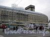 Реконструкция фасадов гостиницы «Москва»