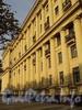 Троицкая пл., д. 5. Фасад здания. Фото октябрь 2010 г.