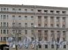 Пл. Стачек, д. 5. Фасад по Перекопской улице. Фото март 2011 г.