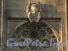Казанская пл., д. 2. Казанский собор. Ниша южного портика. Фото август 2010 г.