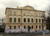 Пл. Пролетарской Диктатуры, д. 5. Здание консульства Великобритании. Фасад здания. Фото октябрь 2010 г.