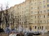 Троицкая пл., д. 5 / ул. Куйбышева, д. 1. Вид со двора. Фото апрель 2011 г.