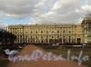 Троицкая пл., д. 5 / ул. Куйбышева, д. 1. Фасад по Троицкой площади. Фото апрель 2011 г.