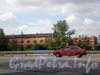 Красногвардейская пл, д. 2, оставшиеся после сноса основных корпусов здания «Петрозавода» по набережной реки Охта. Фото 2008 г.