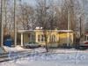 Ржевская пл., дом 3. Трамвайная диспетчерская. Фото февраль 2012 г.