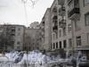 Пл. Чернышевского, дом 10. Общий вид дома со стороны двора. Фото февраль 2012 г.