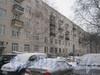 Пл. Чернышевского, дом 10. Вид со двора. Фото февраль 2012 г.