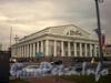 Биржевая пл., д. 4, здание Военно-Морского музея (Биржи). Фото 2008 г.