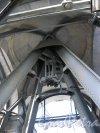 Исаакиевская пл., дом 4. Северо-Западная колокольня Исаакиевского собора. Фото 16 марта 2013 г.