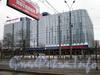 Площадь Конституции, д. 7. Бизнес-центр «Лидер». Фасад по Ленинскому проспекту Март 2009 г.