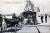 Уличный ларек на Биржевой площади. Фотограф Ольшевский Н.Н. Фото 1903 г.