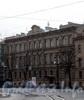 Исаакиевская пл., д. 5. Особняк П. А. Зубова (Е. П. Закревского). Фасад здания. Фото октябрь 2008 г.