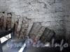 Пл. Растрелли, д. 1. Кладка стен Смольного собора. Фото февраль 2009 г.