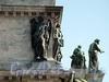 Исаакиевская пл., д. 4. Исаакиевский собор. Скульптурная группа. Фото июль 2009 г.