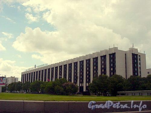 Здание гостиницы «Пулковская». 2006 г.