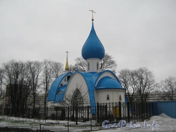 Церковь Святителя Иоанна Кронштадтского