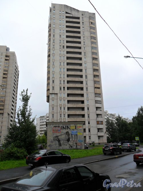 Площадь Льва Мациевича, дом 2.