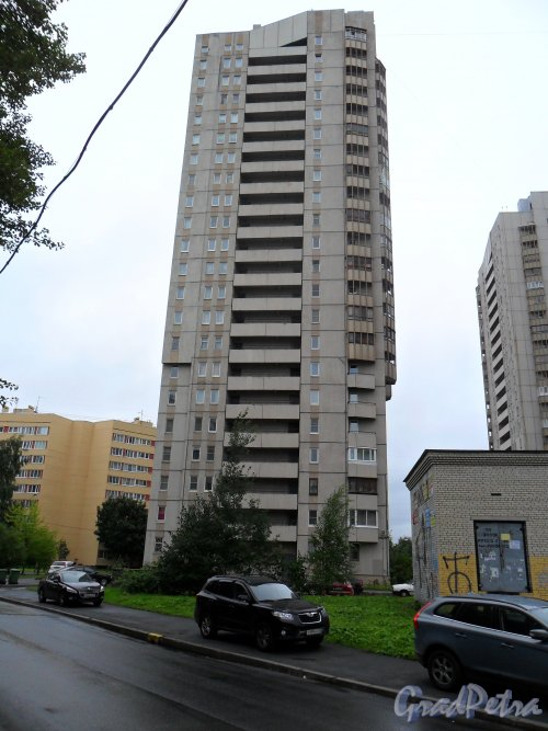 Площадь Льва Мациевича, дом 3.