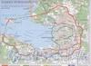 Схема Кольцевой Автомобильной Дороги. Фото с сайта cadl.ru