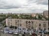 Квартал, ограниченный улицей Ленсовета, Звёздной улицей и Пулковской улицей. Фото июнь 2011 г.