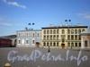 Петропавловская крепость дома 8 и 9. Фото 2008 г.