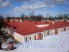 Петропавловская крепость, д. 2. Инженерный дом. Март 2009 г.