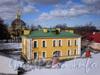 Петропавловская крепость, д. 3. Гауптвахта. Март 2009 г.