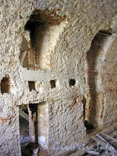 Реконструкция бастионов
