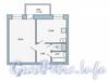 5-й Предпортовый проезд, д. 1. Одна из возможных планировок квартиры.