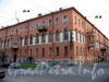 Большой пр. В.О., д. 8 / 3-я линия В.О., д. 4. Доходный дом Юнкера. Общий вид здания. Фото июль 2009 г.