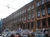 Владимирский пр., д. 3. Доходный дом П. И. Лихачева. Фасад здания. Фото август 2009 г.