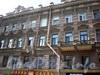 Владимирский пр., д. 7. Бывший доходный дом. Фрагмент фасада здания. Фото август 2009 г.