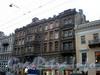 Владимирский пр., д. 10. Бывший доходный дом. Общий вид здания. Фото декабрь 2009 г.