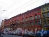 Владимирский пр., д. 15. Дом Б. А. Фредерикса. Фасад здания. Фото декабрь 2009 г.