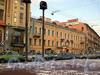 Владимирский пр., д. 17. Фасад здания. Фото февраль 2005 г.