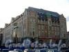 Владимирский пр., д. 19. Торгово-гостиничный комплекс «Владимирский Пассаж». Общий вид здания. Фото июнь 2004 г.
