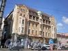 Владимирский пр., д. 19. Торгово-гостиничный комплекс «Владимирский Пассаж». Фасад здания. Фото август 2009 г.