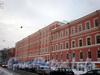 Греческий пр., д. 2. Корпуса Детской больницы принца П. Г. Ольденбургского (больницы им. К.А. Раухфуса) после реконструкции. Вид от 4-ой Советской улицы. Фото декабрь 2009 г.