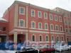 Греческий пр., д. 2. Корпус Детской больницы принца П. Г. Ольденбургского (больницы им. К.А.Раухфуса) после реконструкции. Фото февраль 2010 г.
