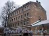 Греческий пр., д. 5. Бывший доходный дом. Фасад здания. Фото февраль 2010 г.