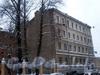 Греческий пр., д. 5. Бывший доходный дом. Общий вид здания. Фото февраль 2010 г.