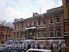 Греческий пр., д. 19 / 6-я Советская ул., д. 1. Бывший доходный дом. Фасад по проспекту. Фото декабрь 2009 г.